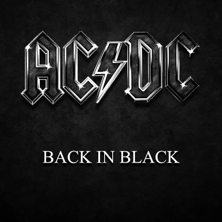 AC/DC - Back In Black | radioalligator.com